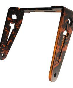 FRP Rear Seat Bracket camo orange & black