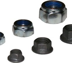 FRP Light weight nuts