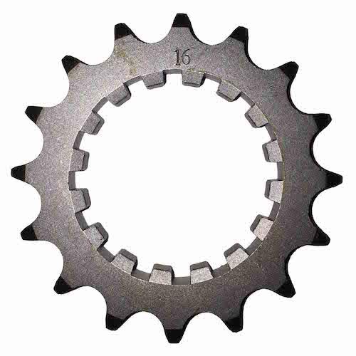 FRP JAWA ENGINE SPROCKET 16