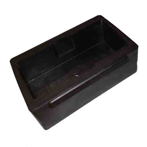 IGNITION BOX TRAY RUBBER