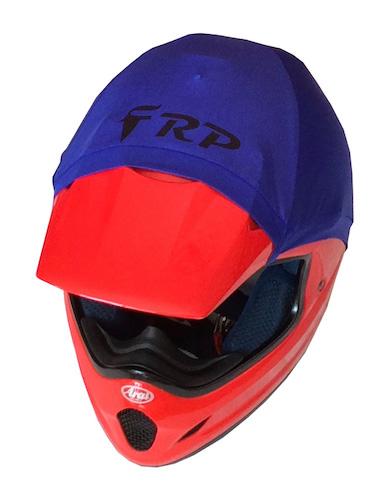 frp helmet colour blue
