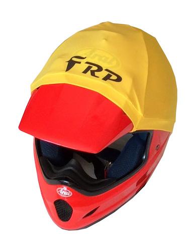frp helmet colour yellow