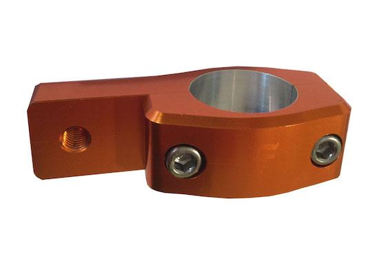 FRP Fork damper bracket