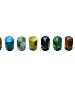 Inner tube valve caps
