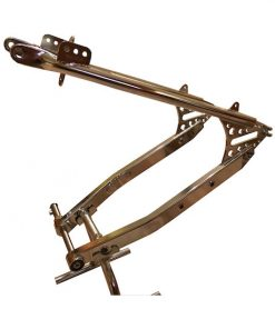 trakplus rear frame left