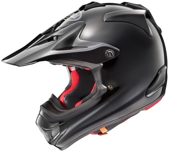 Aria Helmet MX-V BLACK