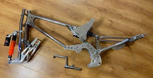 Trak Plus Long Track & Grass Track Junior frame kit L