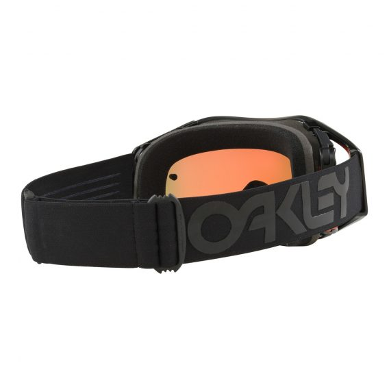 Oakley Airbrake Factory Pilot Collection MX Goggle (Blackout) Prizm Torch Iridum Lens