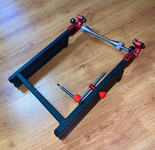 Wheel Balancing & Truing stand